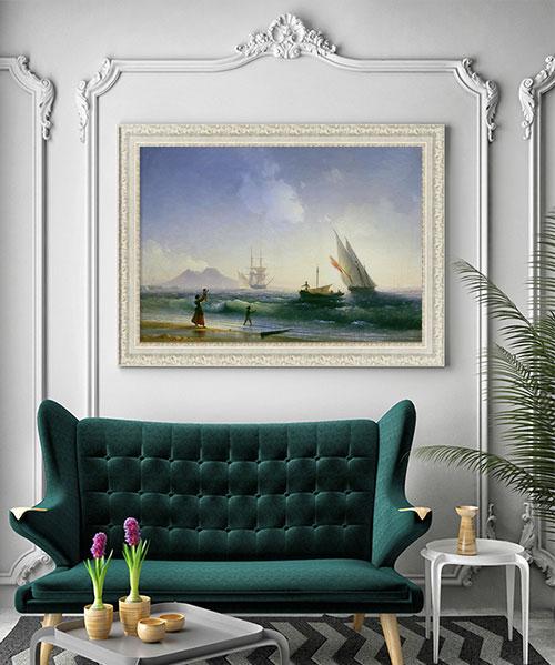 Подобрать Картины для классических интерьеров