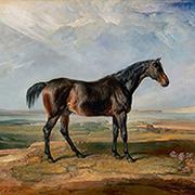 Подобрать картины с лошадьми для интерьера