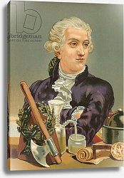 Постер Планелла Коромина Хосе Antoine-Laurent de Lavoisier