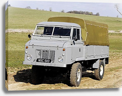 Постер Land Rover Series II Forward Control '1962–74