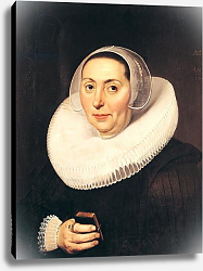 Постер Кьюп Альберт Portrait of a Woman, 1665