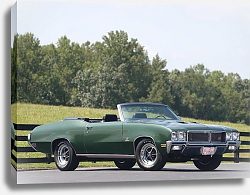 Постер Buick GS Stage 1 Convertible '1970