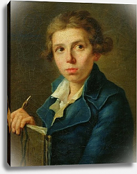 Постер Вьен Джозеф Portrait of Jacques-Louis David as a Youth