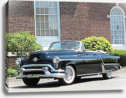 Постер Oldsmobile 98 Convertible '1958