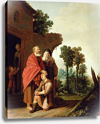 Постер Брай Саломон The Prodigal Son, 17th century