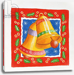 Постер Тодд Тони (совр) Jingle Bells, 2005
