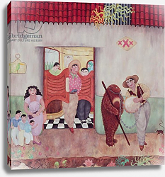 Постер Стюарт Мари (совр) The Dancing Bear, 1976
