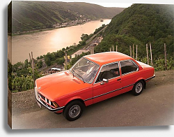 Постер BMW 320i Coupe (E21) '1975–77