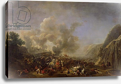 Постер Таунай Николя General Jean Andoche Junot Duc d'Abrantes, at the Battle of Nazareth, 8th April 1799