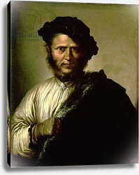 Постер Роза Сальватор Portrait of a Man, 1640
