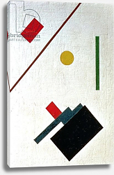 Постер Малевич Казимир Suprematist Composition, 1915 2