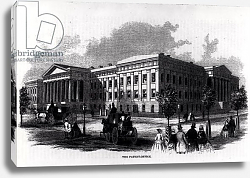 Постер Неизвестен The Patent Office, from 'Harper's New Monthly Magazine', 1859