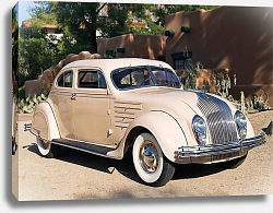 Постер Chrysler Airflow CV Coupe '1934–37