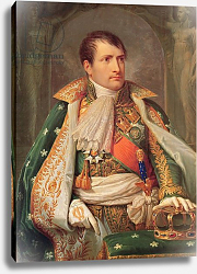 Постер Аппиани Андреа Napoleon I King of Italy, c.1805-10