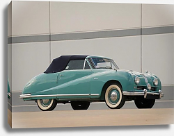 Постер Austin A90 Atlantic Convertible '1949–50