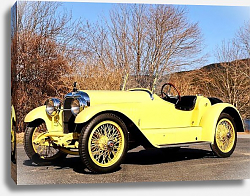 Постер Mercer Series 5 Raceabout '1922