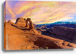 Постер США. Arches National Park 2