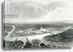 Постер Рамэйдж Дж. St.Petersburg, engraved by S.Bradshaw, c.1860