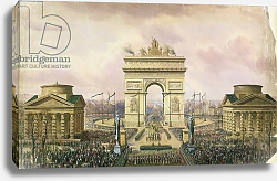 Постер Джанг Теодор Return of the Ashes of the Emperor to Paris, 15th December 1840