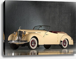 Постер Packard Twelve Victoria Convertible '1939