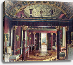 Постер Премацци Луиджи The Agate Room in the Catherine Palace at Tsarskoye Selo, 1859