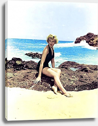 Постер Kerr, Deborah (From Here To Eternity)C