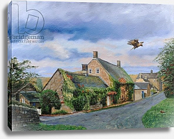 Постер Нил Тревор (совр) Ivy Cottage Beeley, Chatsworth, Derbyshire, 2009