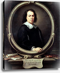 Постер Мурильо Бартоломе Self portrait, c.1670-73