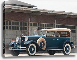 Постер Lincoln Model L Dual Cown Phaeton '1931