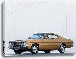 Постер Plymouth Gold Duster '1973