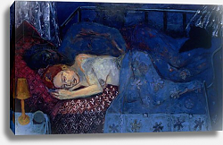 Постер Хельд Жюли (совр) Sleeping Couple, 1997