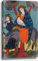 Постер Школа: Австрийская 18в. The Flight into Egypt 2