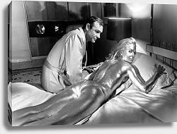 Постер Connery, Sean (Goldfinger) 2