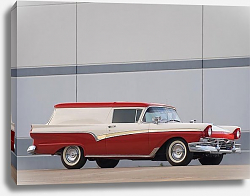 Постер Ford Custom 300 Sedan Delivery '1957
