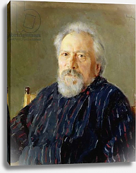 Постер Серов Валентин Portrait of Nikolay Leskov