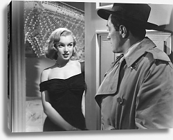Постер Monroe, Marilyn (Asphalt Jungle, The)