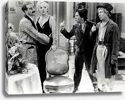 Постер Marx Brothers (A Day At The Races) 3