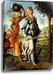 Постер Боттичелли Сандро (Sandro Botticelli) The Return of Judith, 1467