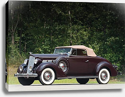 Постер Packard 120 Convertible Coupe '1937
