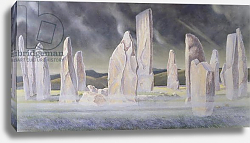 Постер Давид Жюль (совр) The Callanish Legend, Isle of Lewis, 1991