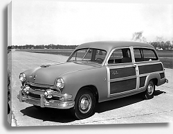 Постер Ford Country Squire '1951