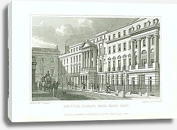 Постер Suffolk Street, Pall Mall East