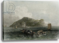 Постер Уоррен Генри (грав) Terceira, engraved by Edward Finden