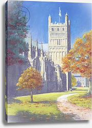 Постер Руль Энтони Exeter Cathedral - North Tower, 2003