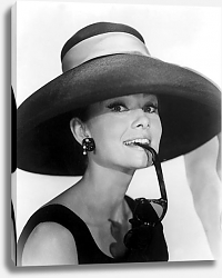 Постер Hepburn, Audrey (Breakfast At Tiffany's) 9