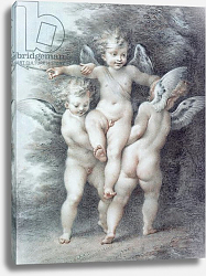 Постер Чипранни Джованни Three Cupids