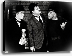 Постер Laurel & Hardy (Live Ghost, The)