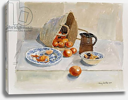 Постер Виллис Люси (совр) Oranges and Leach Jug, 2011