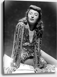 Постер Stanwyck, Barbara (Ball Of Fire)
