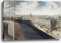 Постер Баркер Роберт Panoramic view of London, 1792-93 6